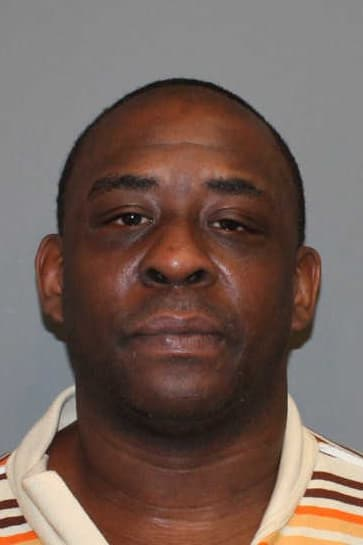 Christopher Yarrell, 41, of Norwalk was charged with assault and stalking Thursday.