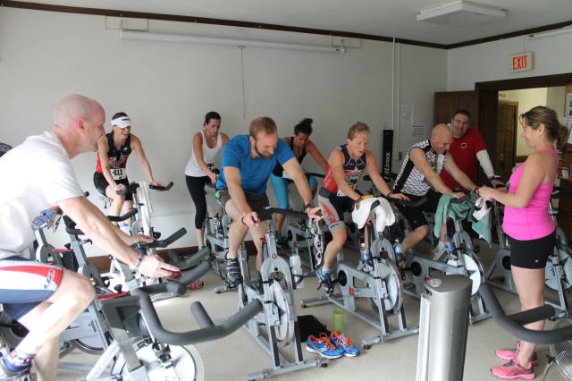The Westport-Weston Family Y will once again host the Mossman Indoor Triathlon on Sunday, March 2.