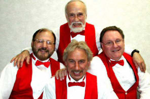 The Westchester Chordsmen can deliver Valentine's Day songs. Packages begin at $60.