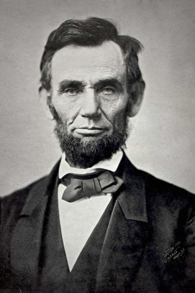 Lincoln's birthday is a state holiday in Connecticut.