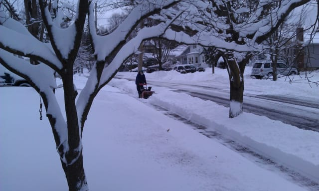 The Village of Tarrytown has issued a snow emergency for Wednesday into Friday.