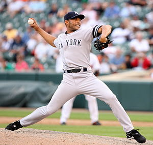 Yankees legend Mariano Rivera