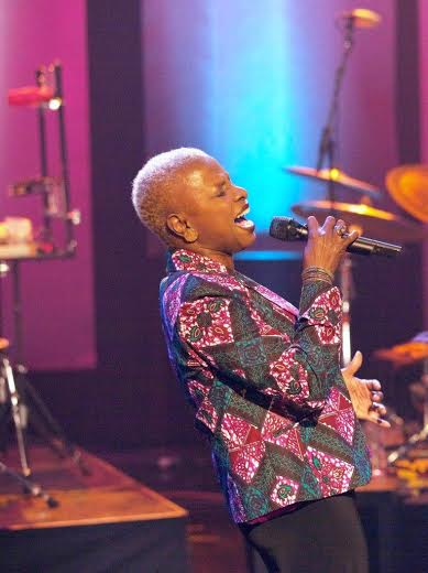 The Ridgefield Playhouse will welcome Grammy winner Angelique Kidjo on Thursday, Feb. 20.