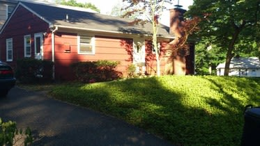 This house at 32 Union Ave. in Hawthorne is open for viewing this Sunday.