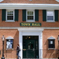 Pelham Town Hall Will Be Closed on Presidents Day.