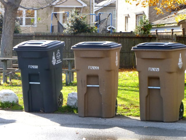 Mount Kisco has suspended garbage pickup on Friday, Feb. 14 due to inclement weather.