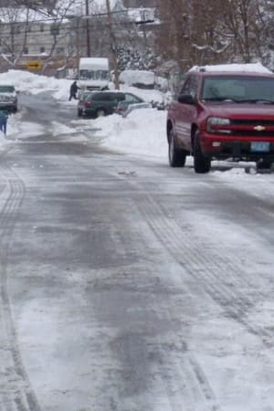 Fairfield County could now see up to 5 inches of accumulation in Saturday's snowstorm.