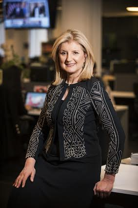The Center for Hope will welcome the Huffington Post founder and editor-in-chief Arianna Huffington as the speaker for the 2014 Luncheon in April in Darien.