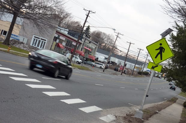 A new study looks into pedestrian deaths in Connecticut and Fairfield County.