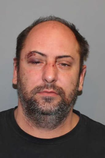 Wayne Barker, 41, of Norwalk was charged with assault on a medical professional and other charges Sunday.