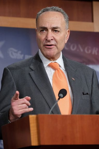 U.S. Sen. Charles Schumer is proposing legislature that would make it a federal crime to tamper with cell phones.