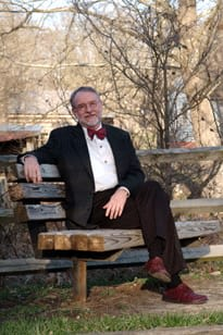 Donald Davis will put his storytelling talents on display at the First Congregational Church of Greenwich on Saturday, Feb. 22.