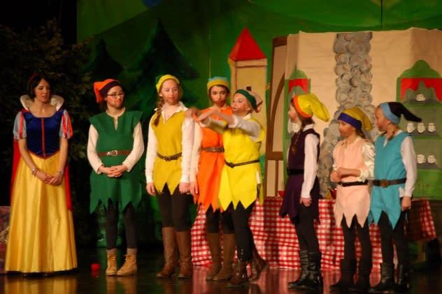 "The YWCA of Darien/Norwalk presented ""Snow White"" on Feb. 9 at Darien Town Hall."