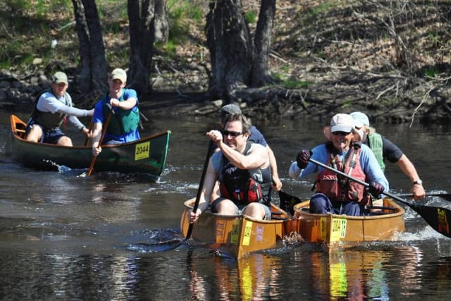 The 32nd annual Run of the Charles Canoe and Kayak Race will be in April.