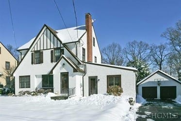 This house at 125 Oak Drive in Pleasantville is open for viewing on Sunday.