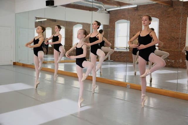 Young dancers can audition for the Greenwich Ballet Academy on Saturday, Feb. 22.