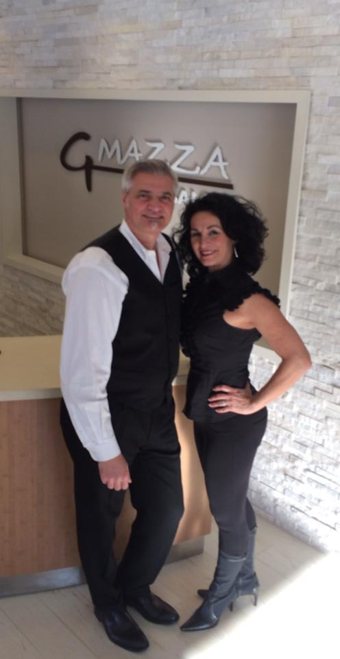 Cindy Mazza and Gennaro Mazza are co-owners of GMazza Salon.
