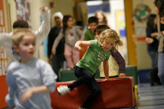 Norwalk's Columbus Magnet School is accepting lottery applications for all grade levels.