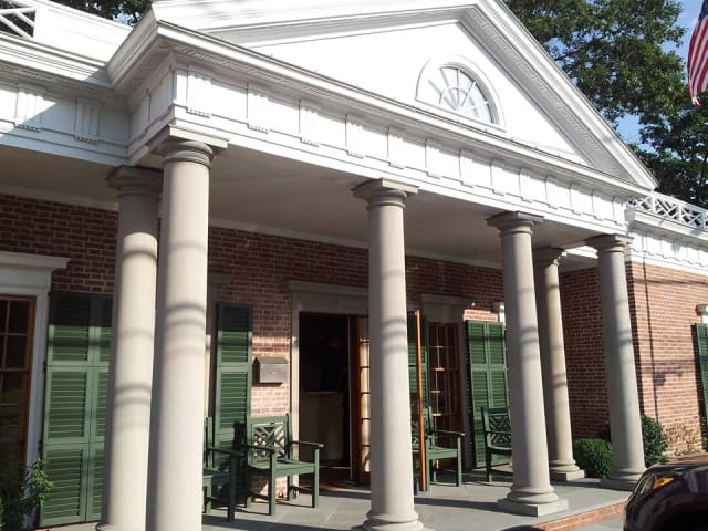 Amanda Smith Caterers will open in this building on Saturday in Darien.