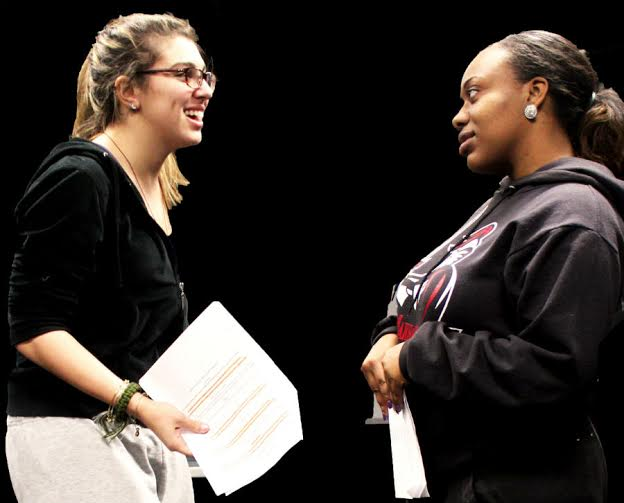 "Manhattanville College will host a fundraising production of the play ""My Dream"" starting Thursday, Feb. 27."