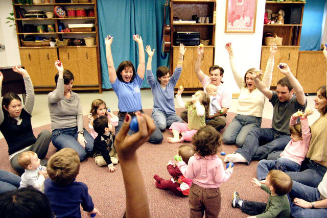 A three-day Teacher Training Workshop is coming to Scarsdale in April.