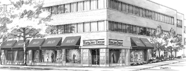 Fashion retailer Mary Jane Denzer will move from her Mamaroneck Avenue location to a new boutique space near the Ritz-Carlton.