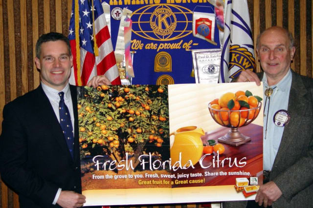 Oranges, grapefruits and tangerines are now on sale through the annual Wilton Kiwanis Club Citrus sale.