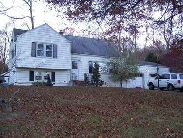 This house at 9 Floral Road in Cortlandt Manor is open for viewing on Sunday.