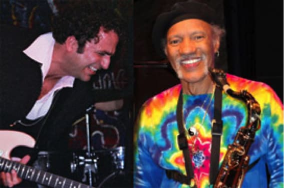 Charles Neville and Jeff Pitchell will perform at The Palace Danbury on Saturday, March 8.