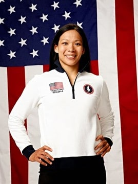 Fairfield's Julie Chu will visit Hockey Day in America on Sunday at Chelsea Piers Connecticut in Stamford.