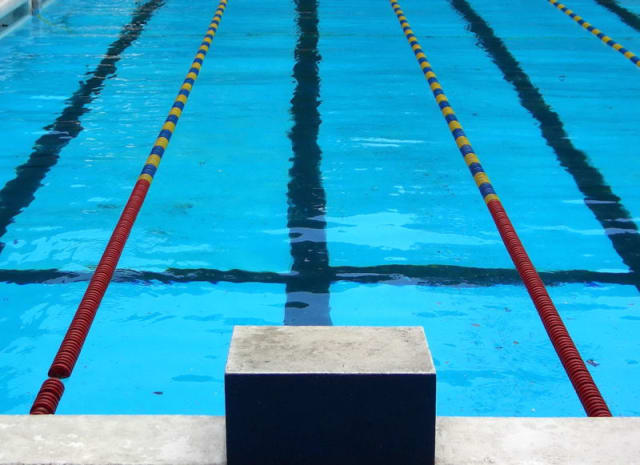 Bronxville native Patrick Conaton took home three gold medals from the New York State Swimming Championships on Saturday, March 1.