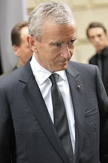 Bernard Jean Étienne Arnault turns 65 on Wednesday.