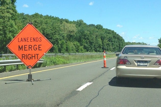 Fenimore Road is set for lane closures for the next couple of weeks, according to Scarsdale officials.