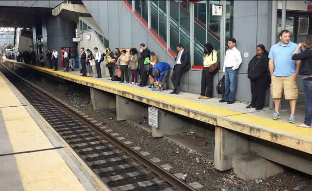 Passengers waiting at stations along the New Haven Line has become common practice. The 100-day plan hopes to fix much of the issues commuters are having with Metro-North.