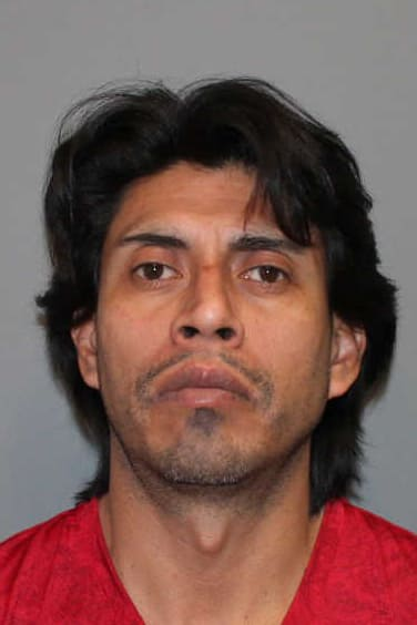 Juan Diaz-Rodriguez, 41, of Norwalk was charged with assault, robbery and larceny Tuesday.
