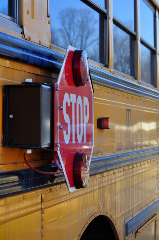 A Bethel girl said she was chased after getting off a school bus a short distance from the Redding border on Monday.