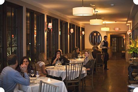 Chef Michael White has taken over the restaurants at the Bedford Post Inn.