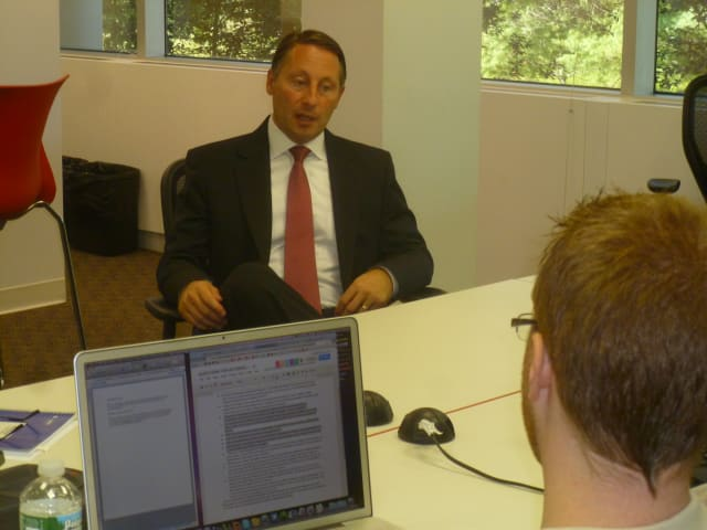 The New York Observer recently profiled County Executive Robert Astorino.