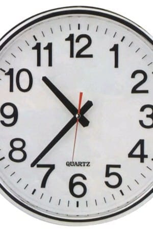 Residents are reminded to move their clocks ahead one hour for Daylight Saving Time on Sunday, March 9.