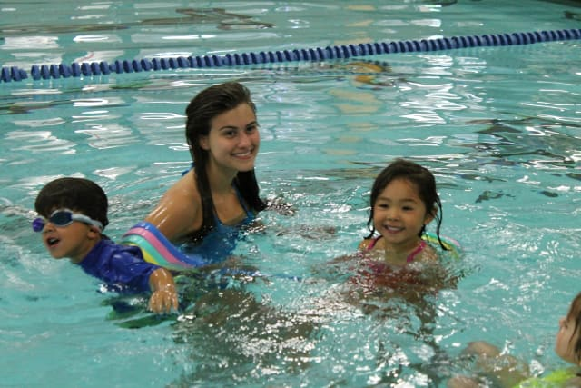 The Westport Weston Family Y will offer free swimming lessons during spring break.