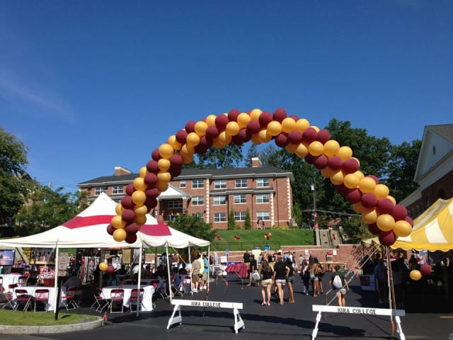 New Rochelle's Iona College is starting a new scholarship.