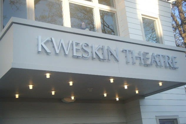 Curtain Call of Stamford, which produces its shows at the Kweskin Theatre, received the most money among nonprofits in the first Fairfield County Giving Day last Friday.