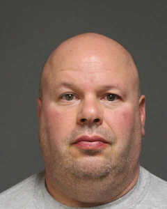 Fairfield police charged Todd Roberts with third-degree assault and disorderly conduct.
