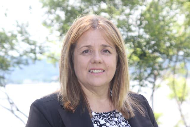 Theresa Knickerbocker is running for mayor of Buchanan.