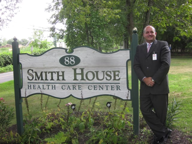 Robert Mislow and the Smith House are facing growing financial problems as a city-run nursing home.