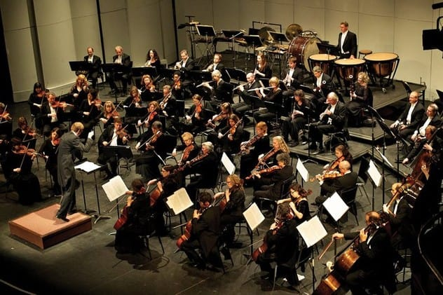 The Stamford Symphony Orchestra is teaming up with HARTT School.