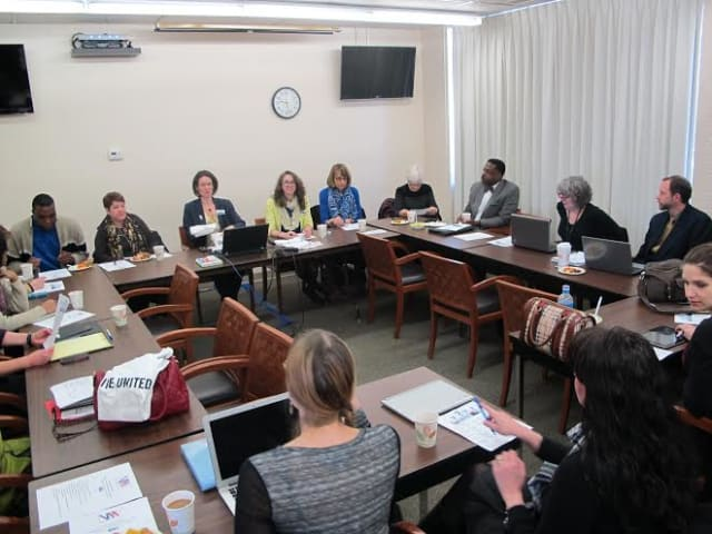 Nonprofit Westchester held a networking event for marketing and communications professionals.