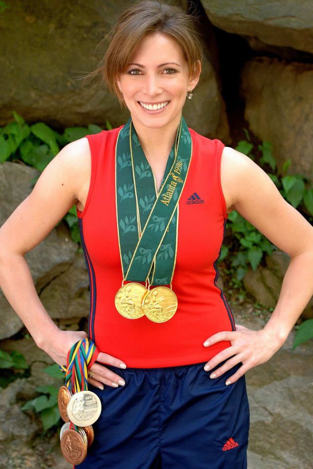 Olympian Shannon Miller will speak in Fairfield on Thursday, March 20.