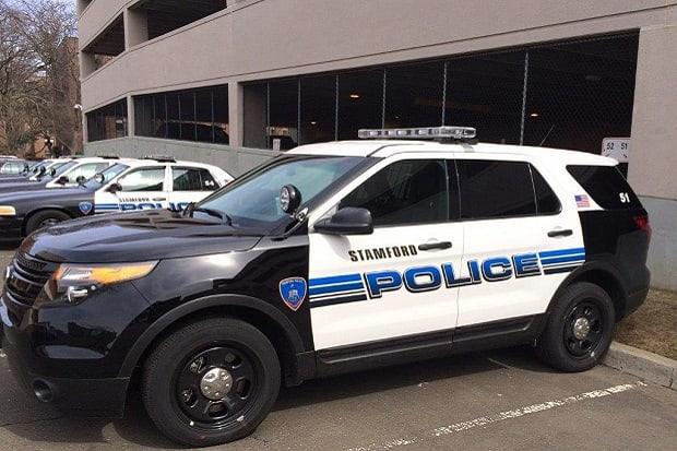 Stamford police officer Mark Sinise obtained his bachelor's degree through the University of Bridgeport's IDEAL program.
