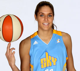 WNBA Rookie of the Year Elena Delle Donne is set to speak in Greenwich in April.